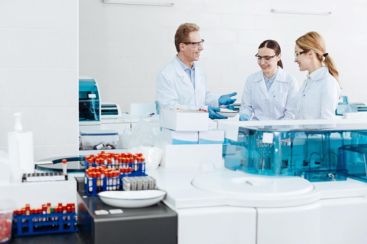 Consultoria laboratorial